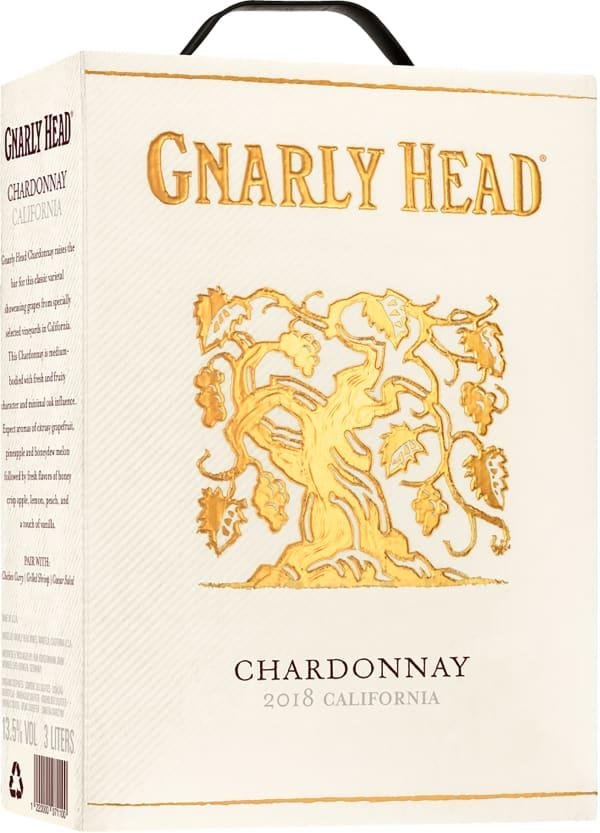 Gnarly Head Chardonnay 2018 bag-in-box