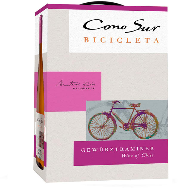 Cono Sur Bicicleta Gewürztraminer 2018 bag-in-box