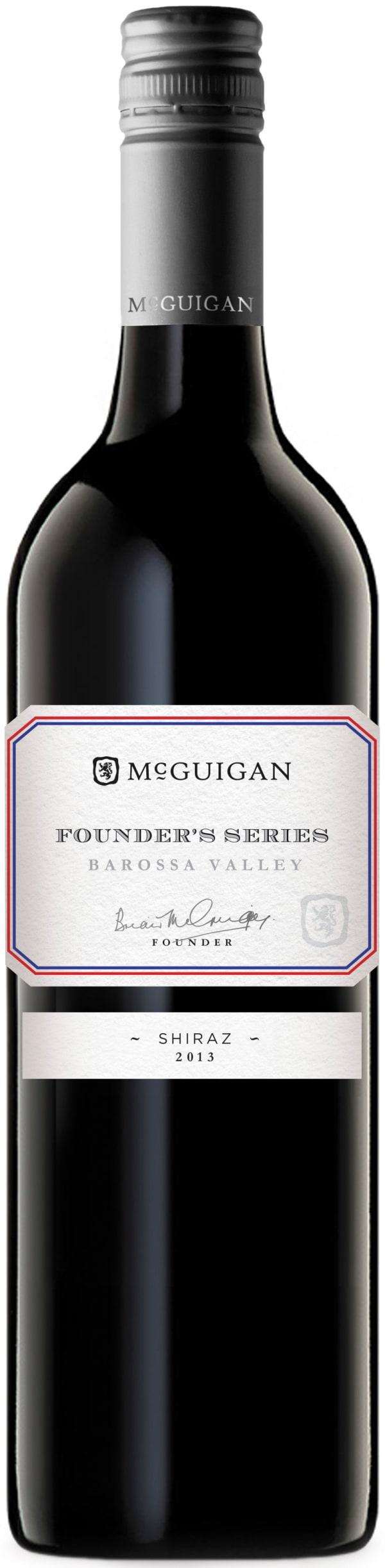 McGuigan Founder's Shiraz 2014