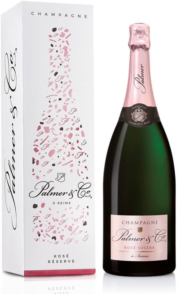 Palmer & Co Réserve Rosé Champagne Brut Magnum