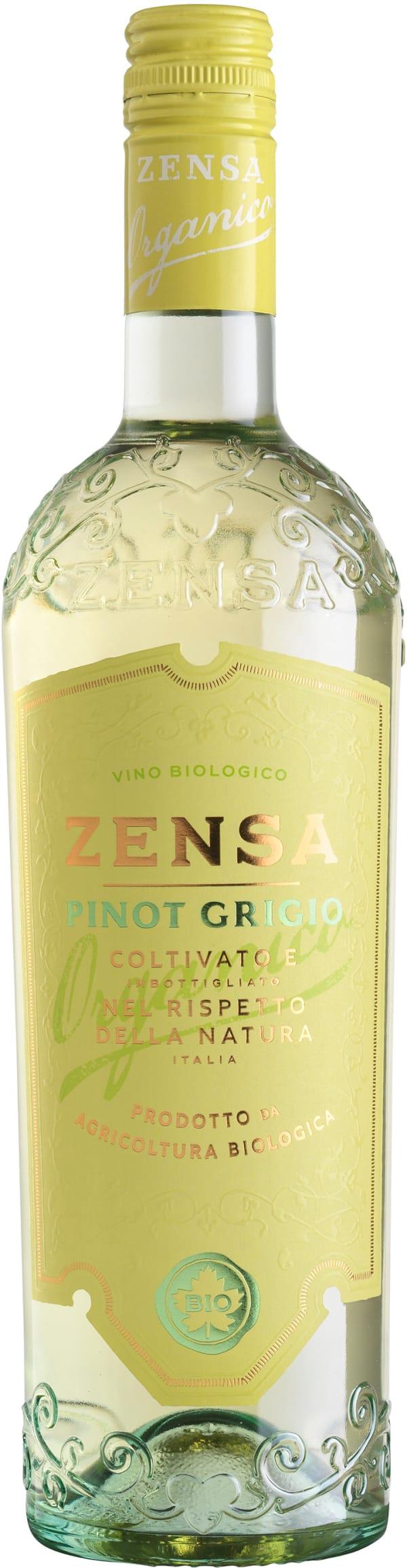 Zensa Pinot Grigio Organico 2019