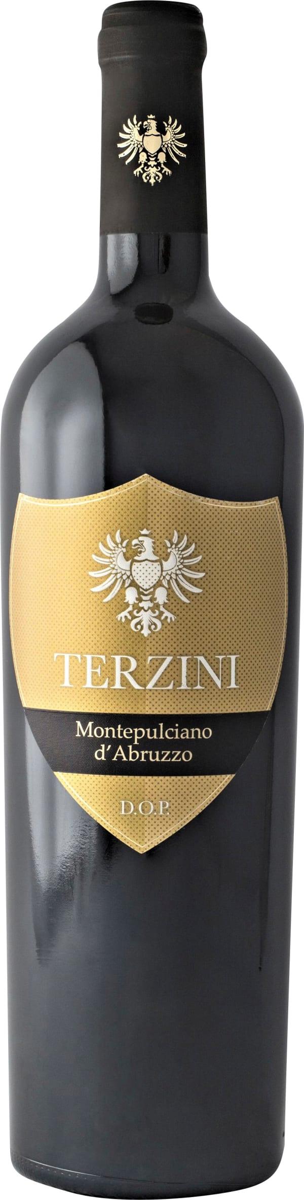 Terzini Montepulciano d'Abruzzo 2015