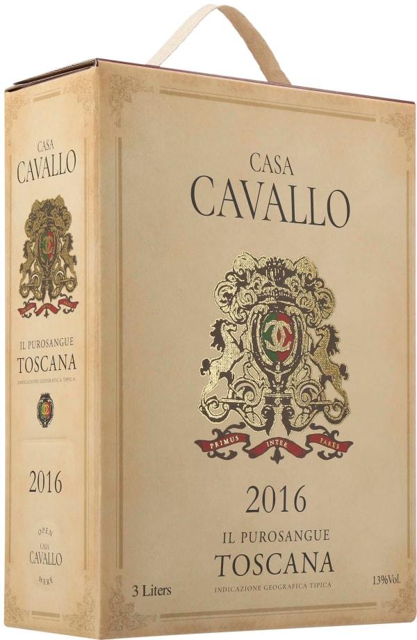Villa Cavallo 2009 bag-in-box