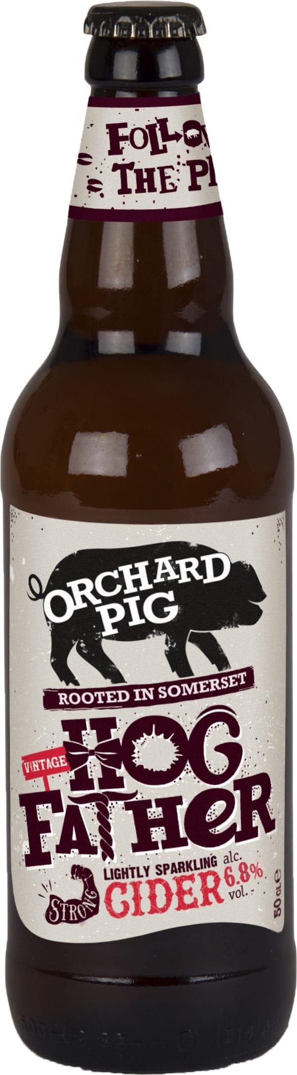 Orchard Pig Hogfather Cider