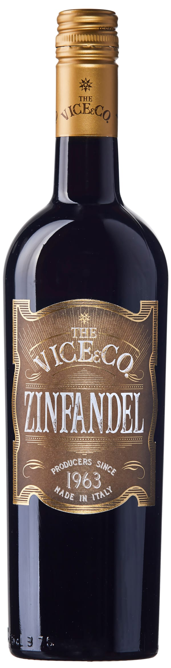 The Vice & Co Zinfandel 2016
