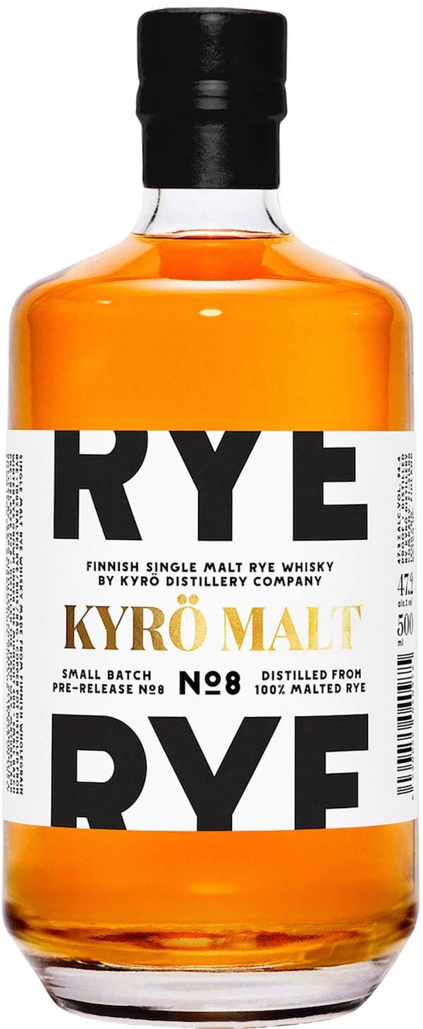 Kyrö Rye Single Malt No 8