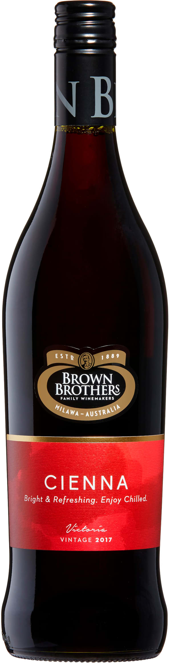 Brown Brothers Cienna 2017