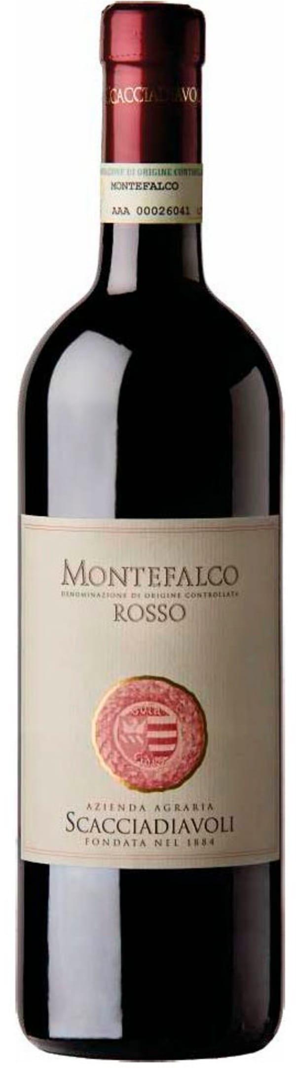 Scacciadiavoli Montefalco Rosso 2015
