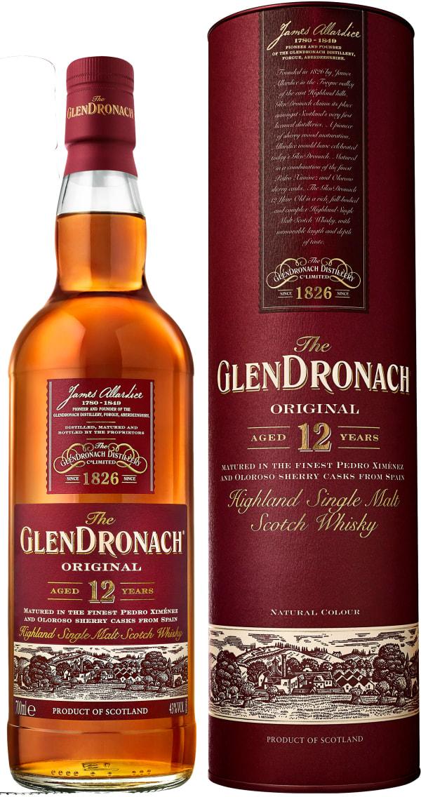 The GlenDronach 12 Year Old Single Malt