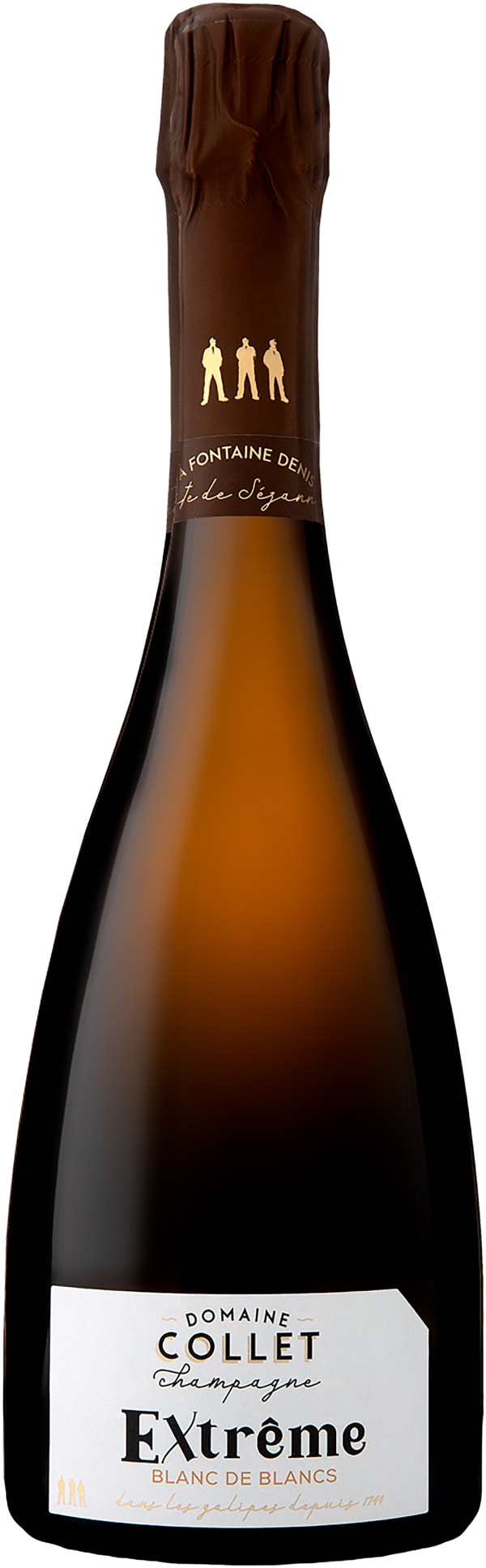 Rene Collet Anthime Extreme Champagne Brut 2013