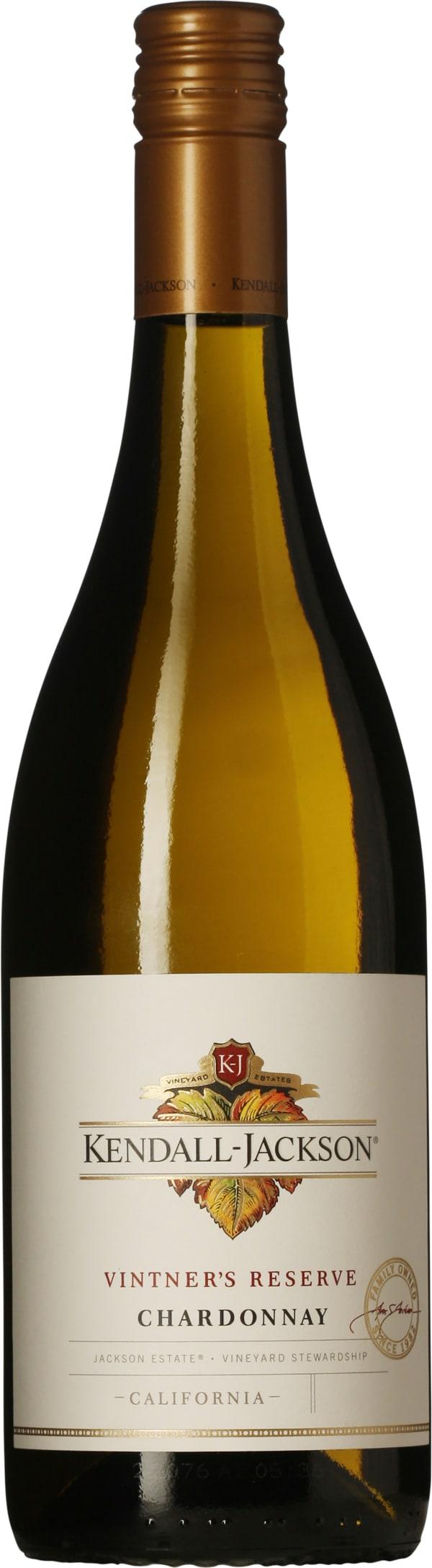 Kendall Jackson Vintner's Reserve Chardonnay 2017