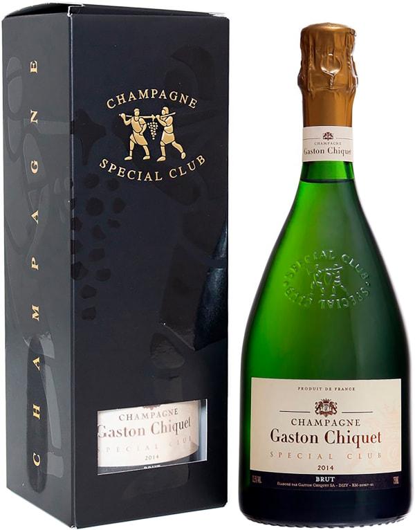 Gaston Chiquet Special Club Champagne Brut 2013