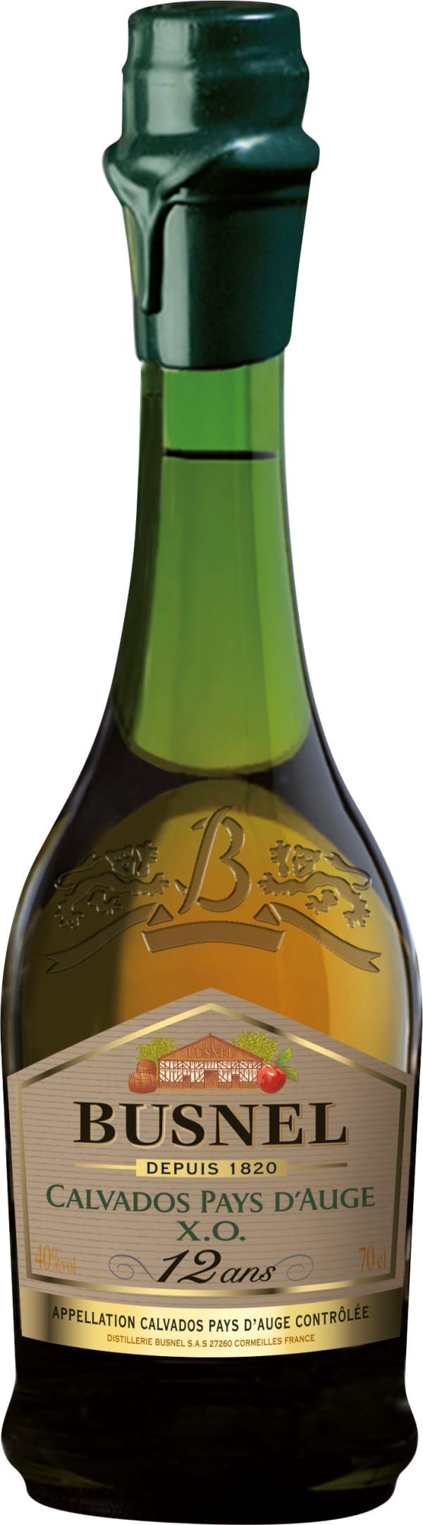 Busnel Pays d'Auge 12 ans Calvados