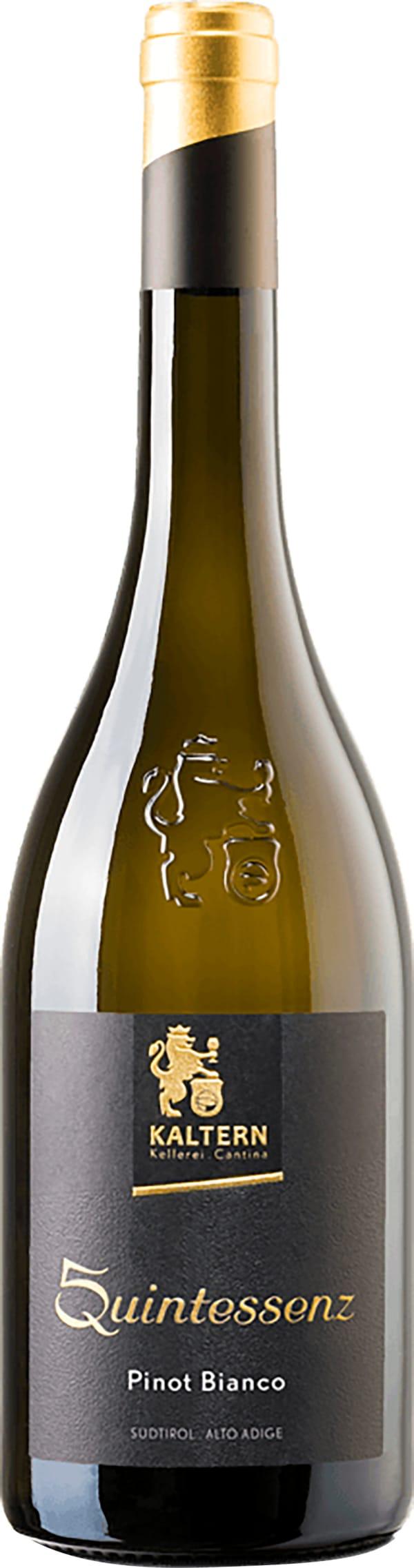 Kaltern Quintessenz Pinot Bianco 2017