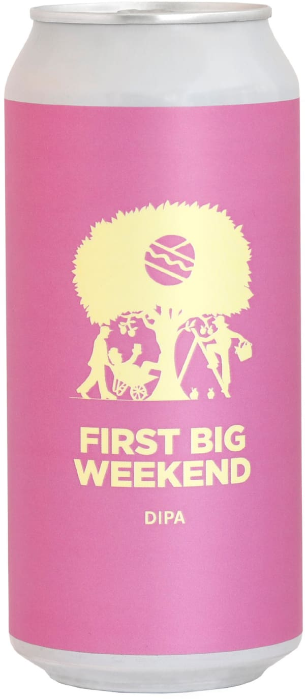 Pomona Island First Big Weekend DIPA can