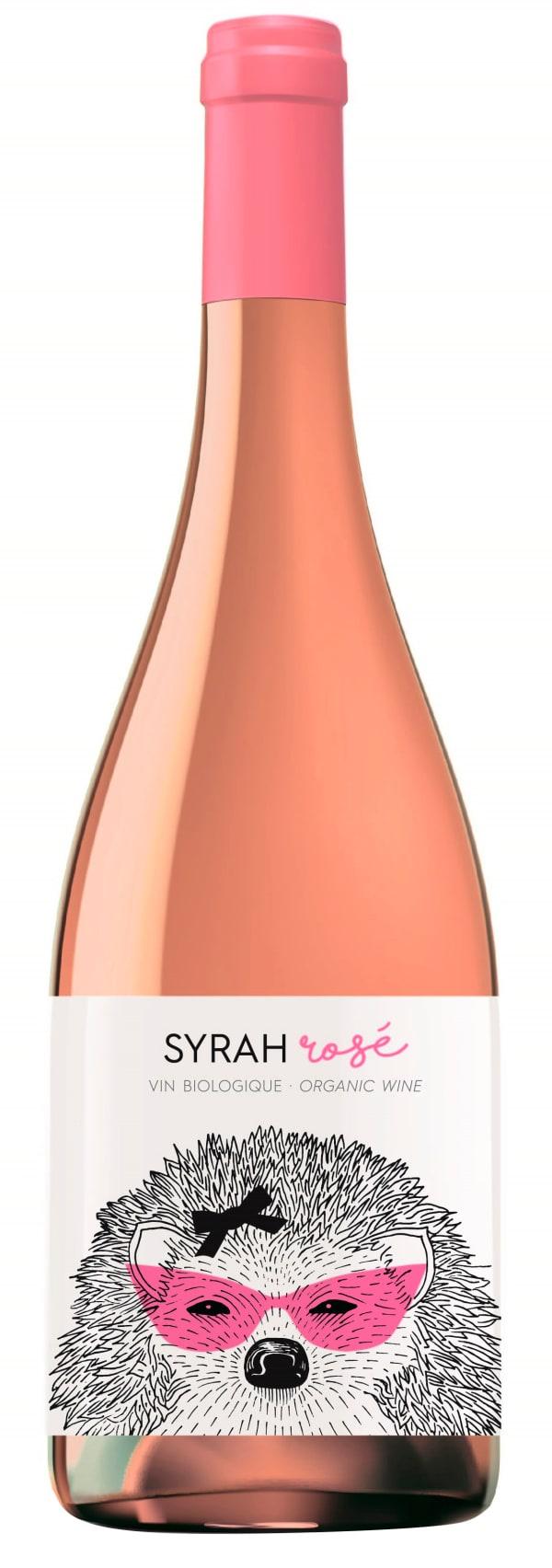 Crafty Hedgehog Syrah Rosé 2020