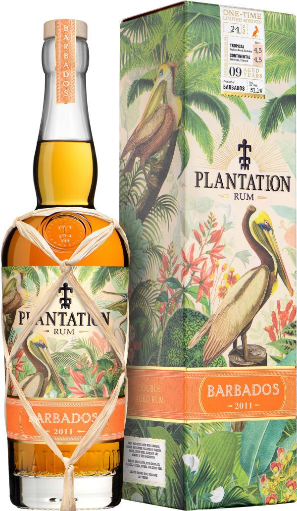 Plantation Barbados Vintage 2011