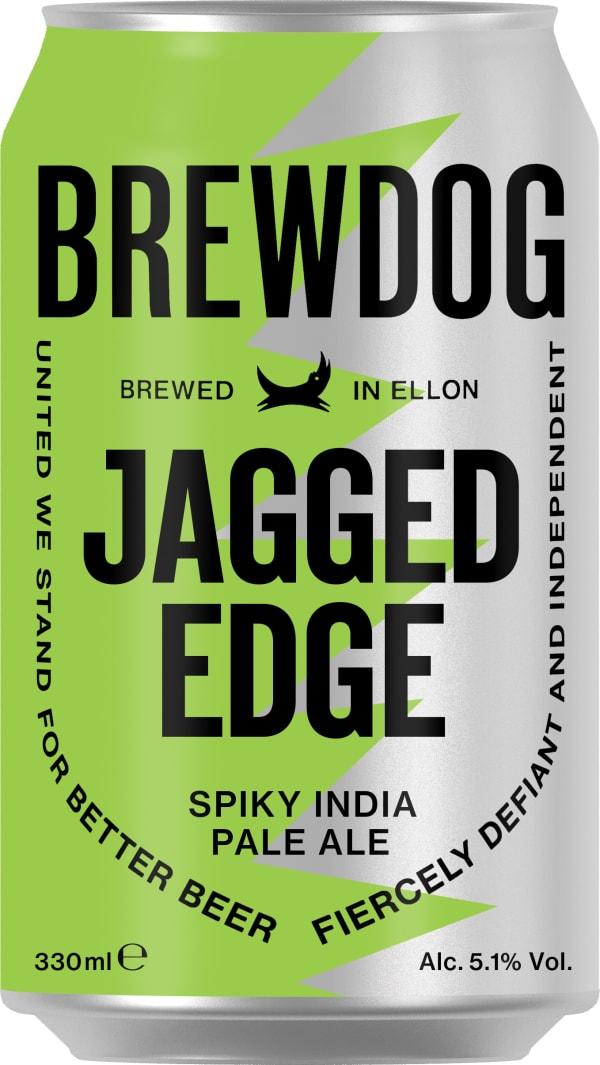 BrewDog Jagged Edge IPA can