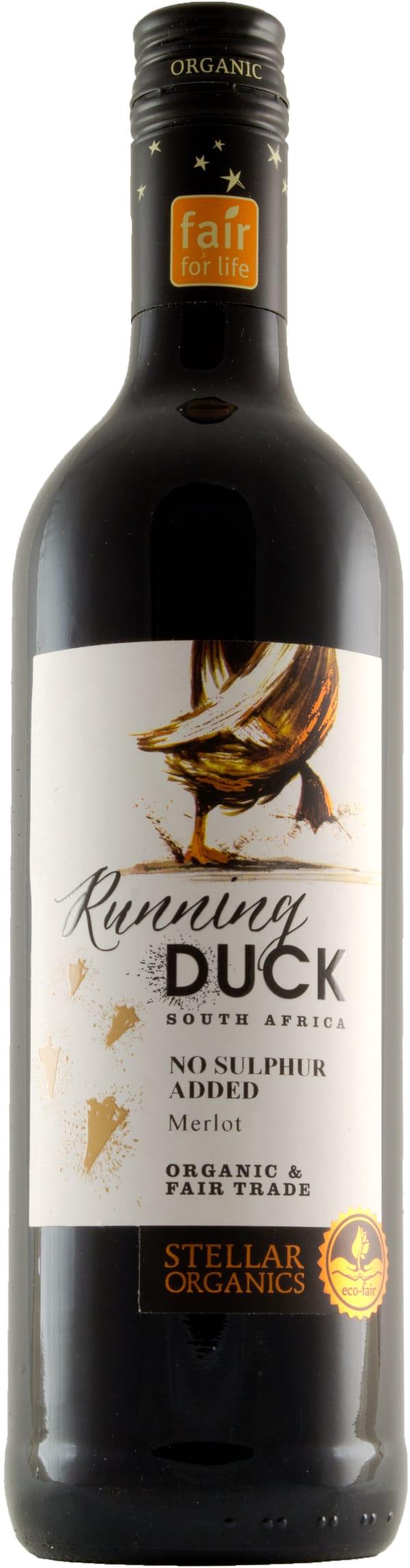Running Duck Merlot 2019