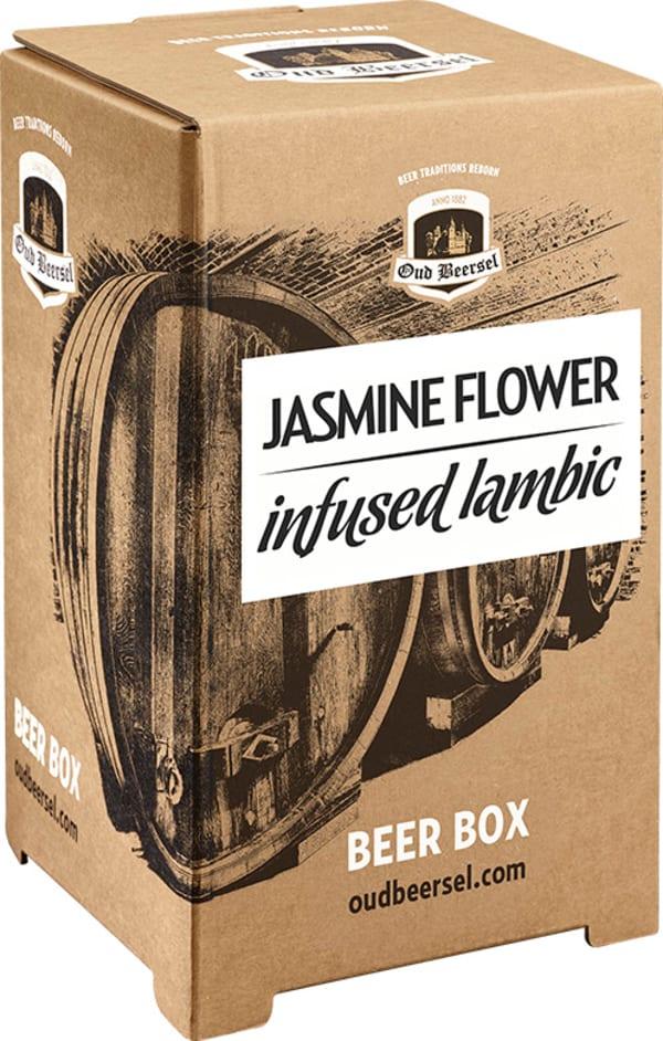 Oud Beersel Jasmine Flower Infused Lambic bag-in-box