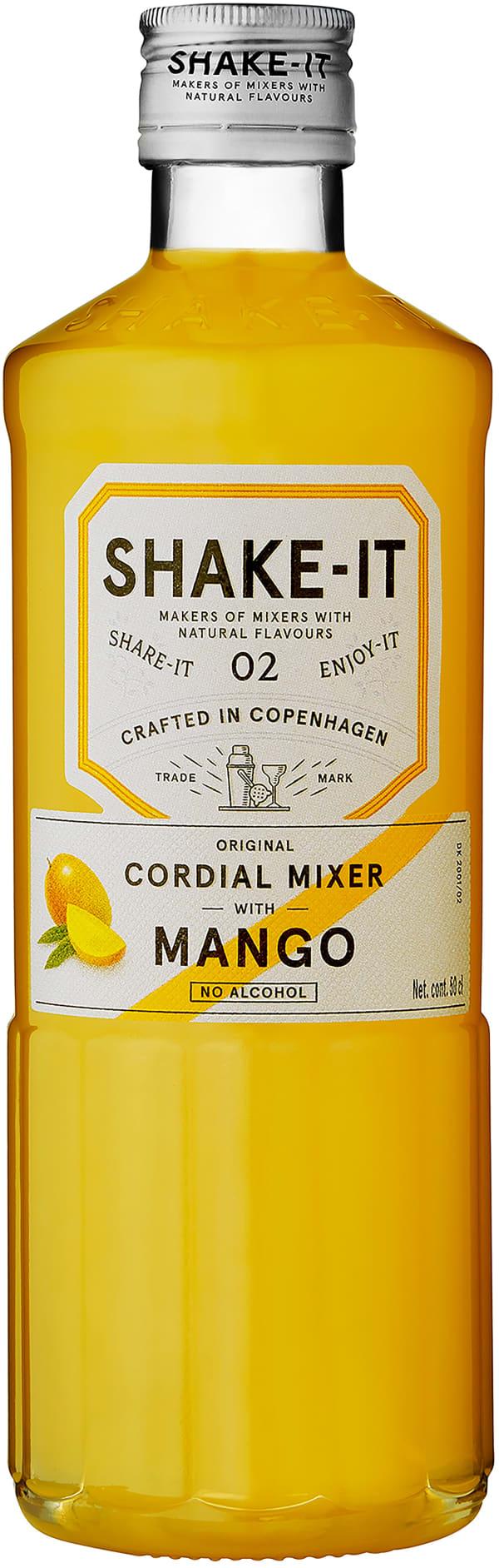 Shake-It Mixer Mango