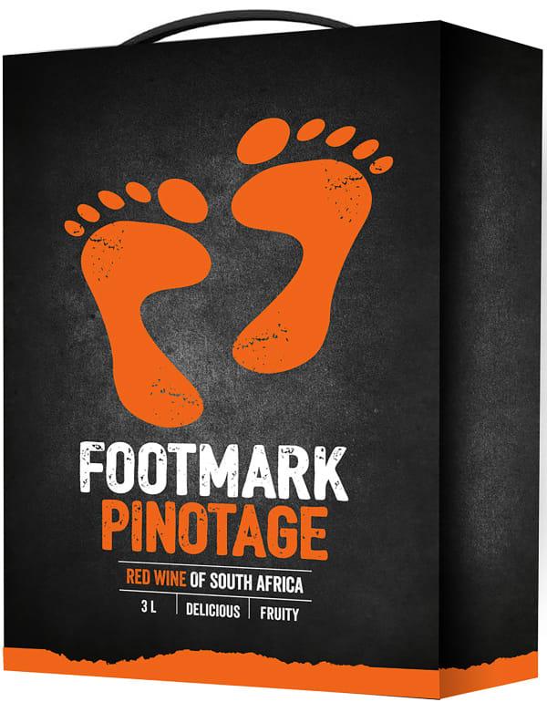 Footmark Pinotage lådvin