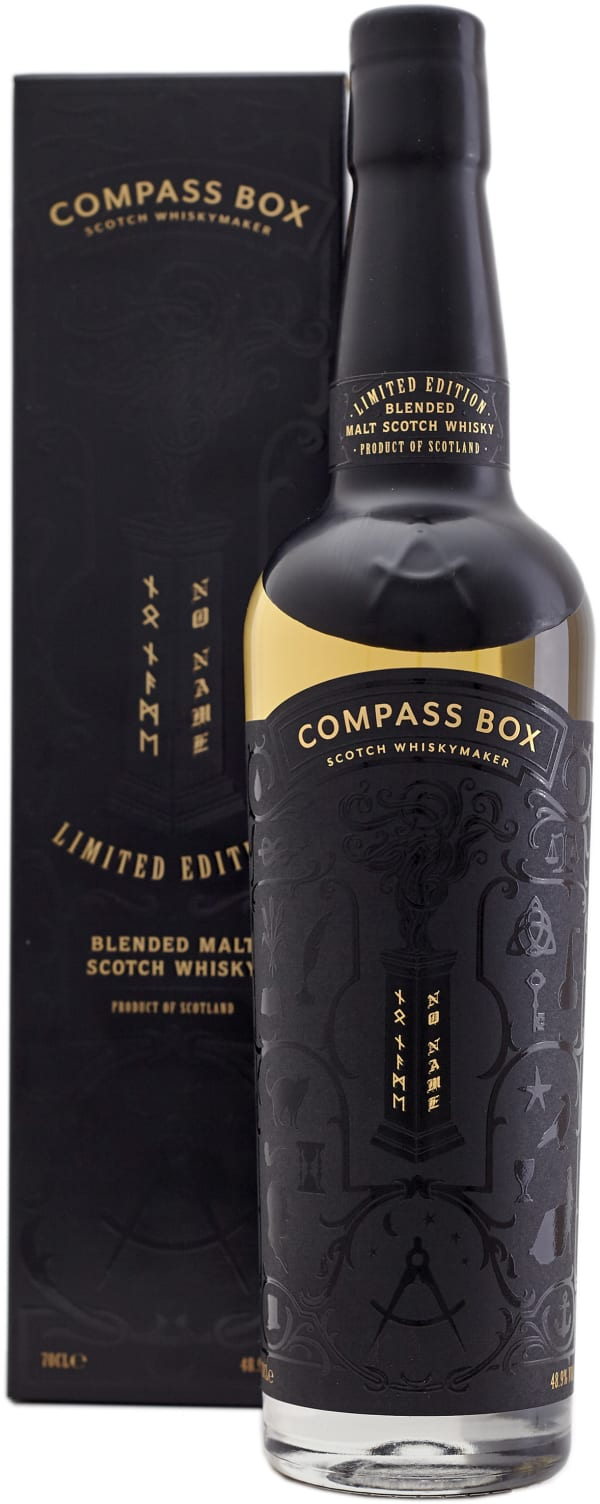 Compass Box No Name