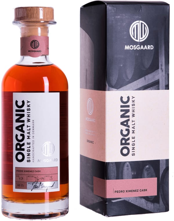 Mosgaard Organic Pedro Ximenez Cask Single Malt