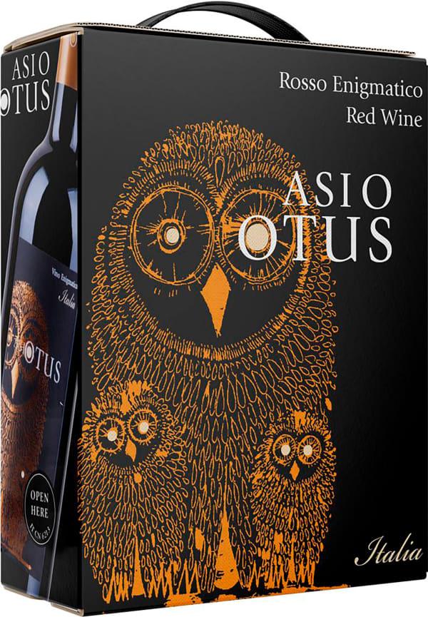 Asio Otus Rosso lådvin