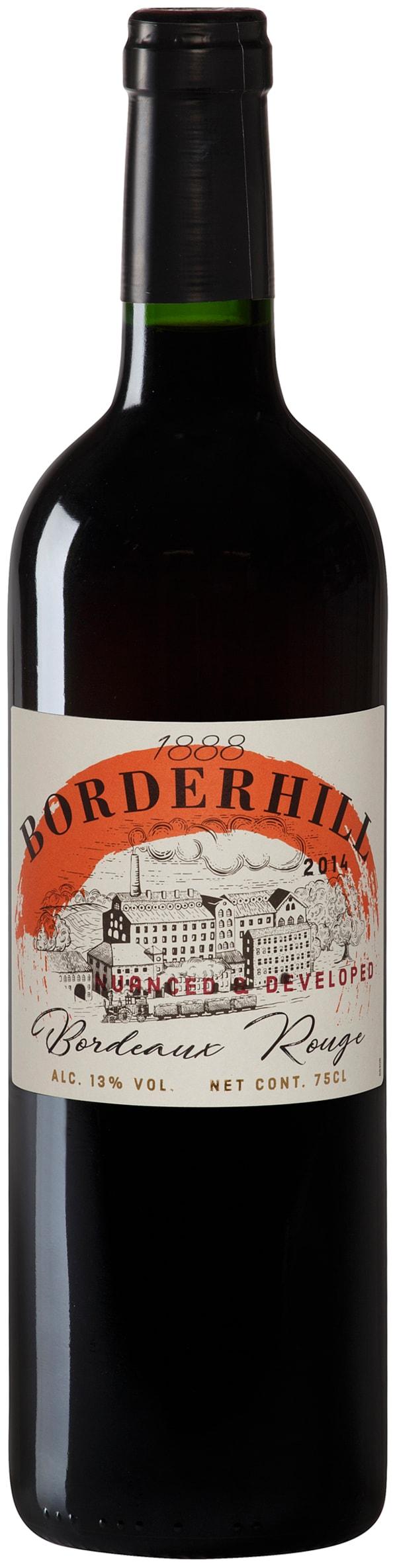 1888 Borderhill Bordeaux Rouge 2014