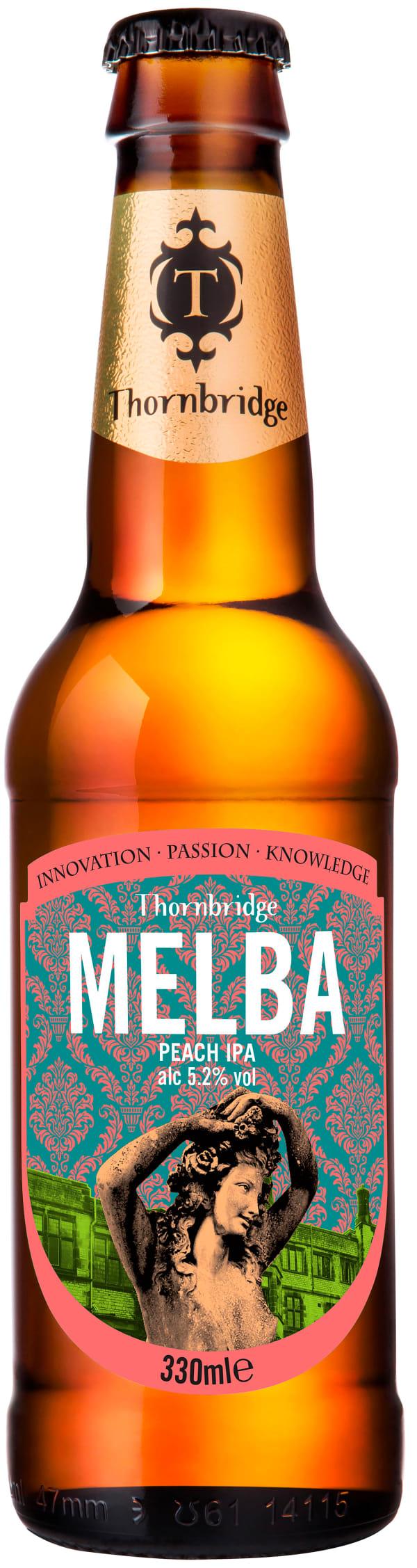 Thornbridge Melba Peach IPA
