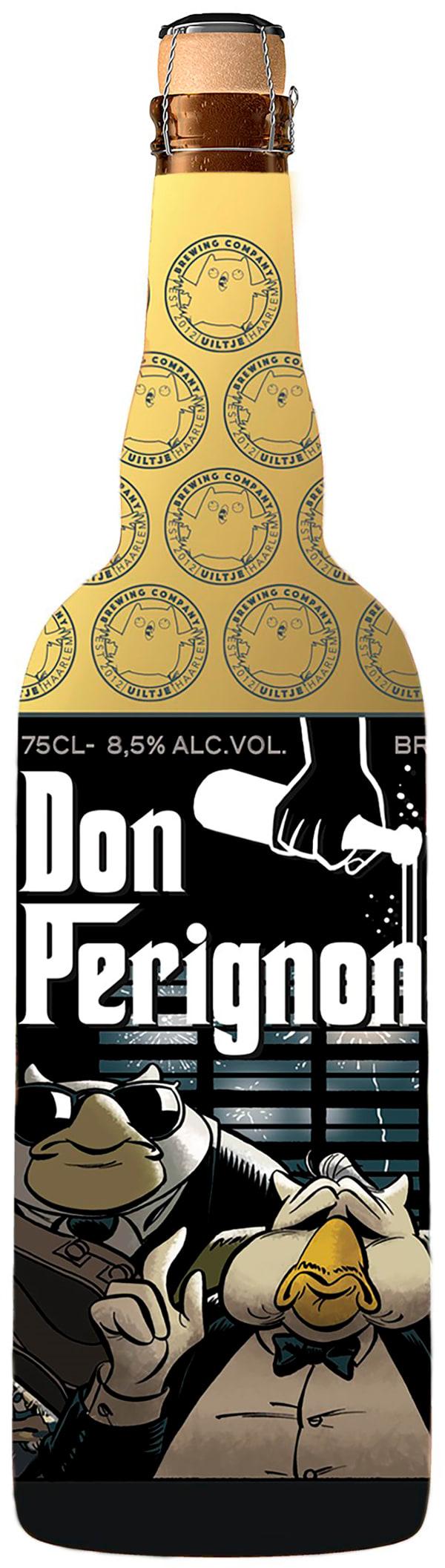 Uiltje Don Perignon Brut IPA