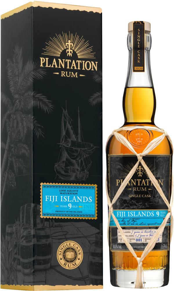 Plantation Single Cask Fiji Islands 9 Years Old