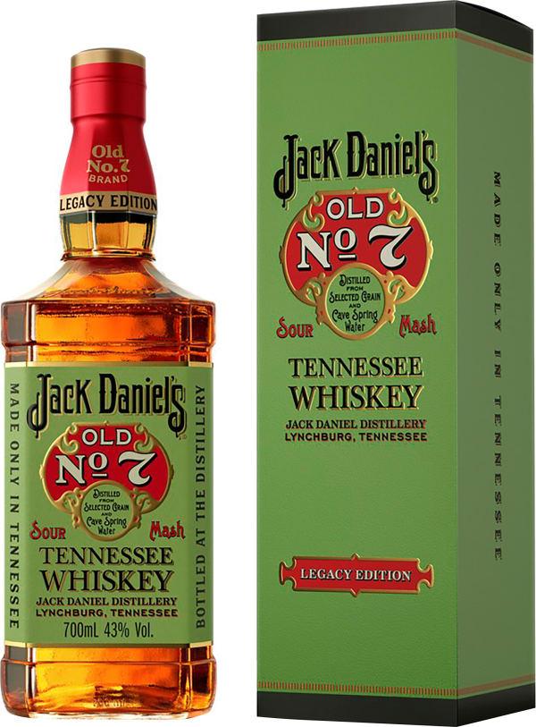 Jack Daniel's Legacy Edition 1905