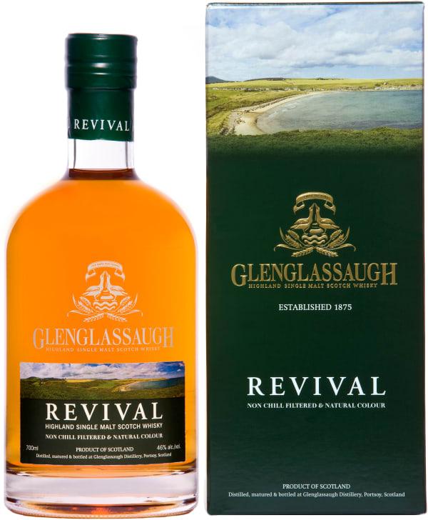 Glenglassaugh Revival Highland Single Malt