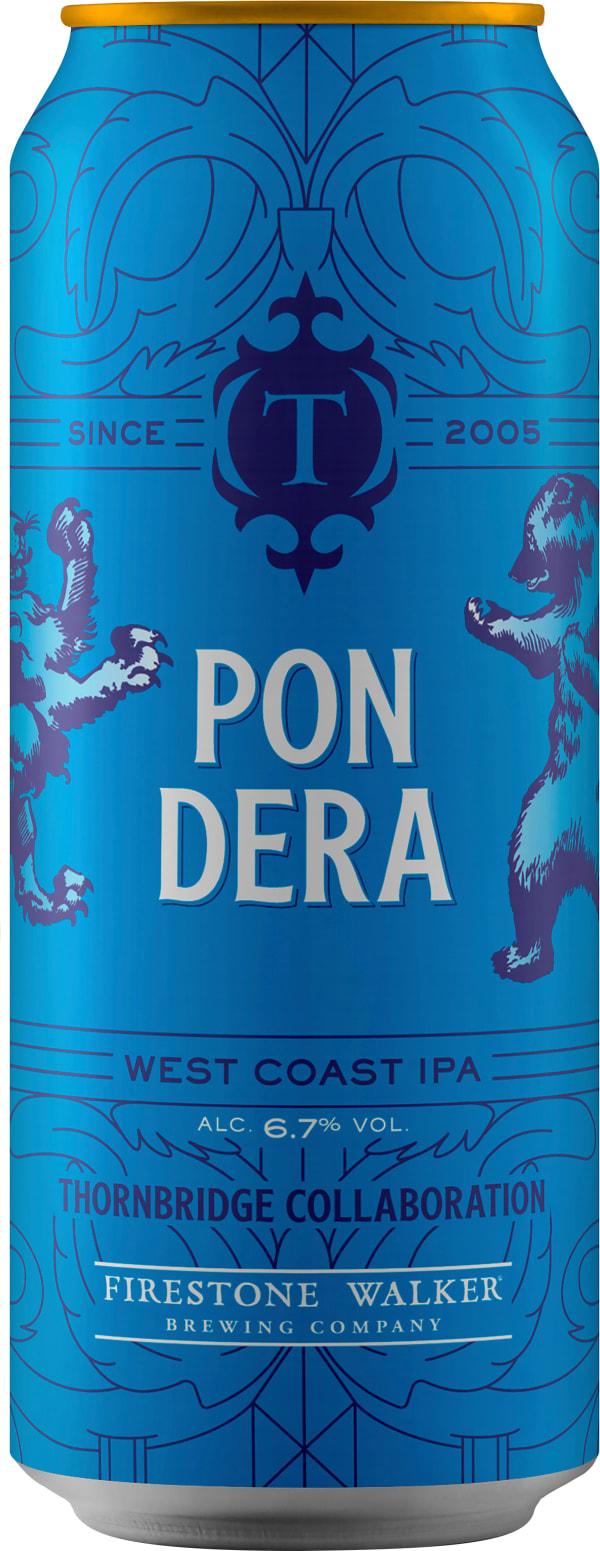 Thornbridge Pondera West Coast IPA burk
