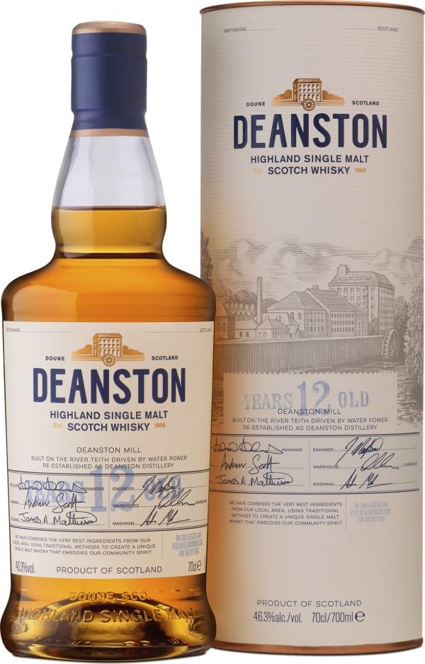 Deanston 12 Year Old Single Malt