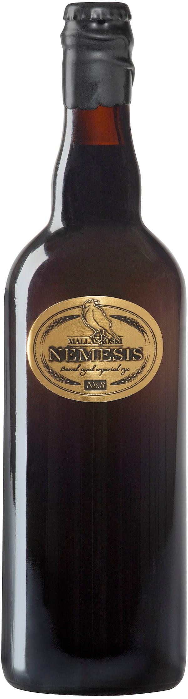 Mallaskoski Nemesis 3 Barrel Aged Imperial Rye