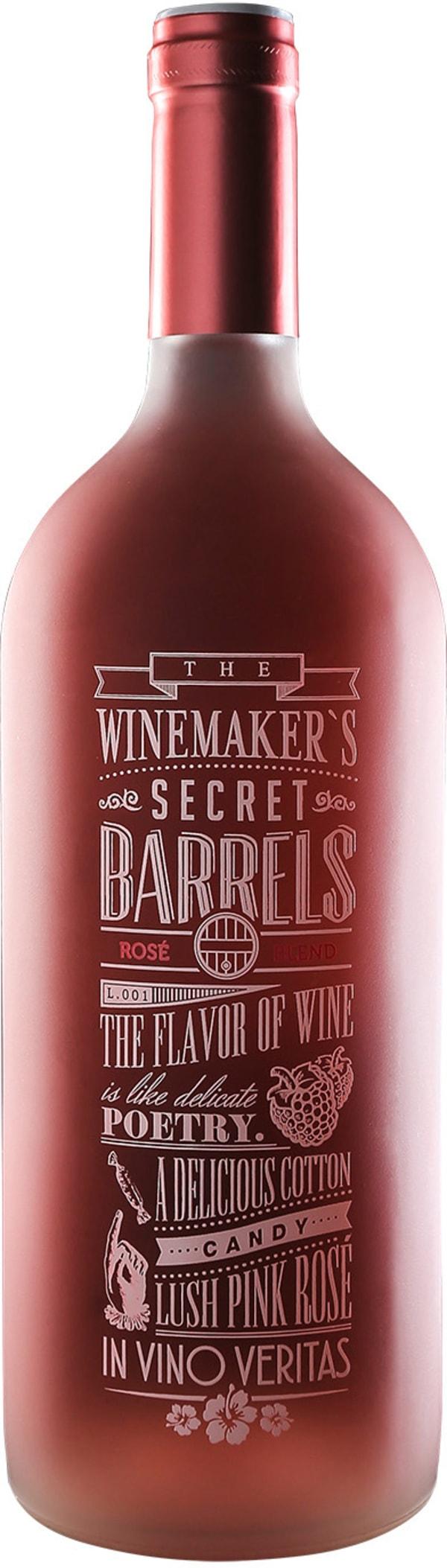 The Winemaker's Secret Barrels Rosé