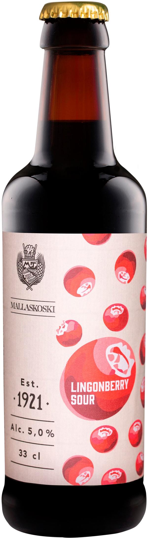 Mallaskoski Lingonberry Sour