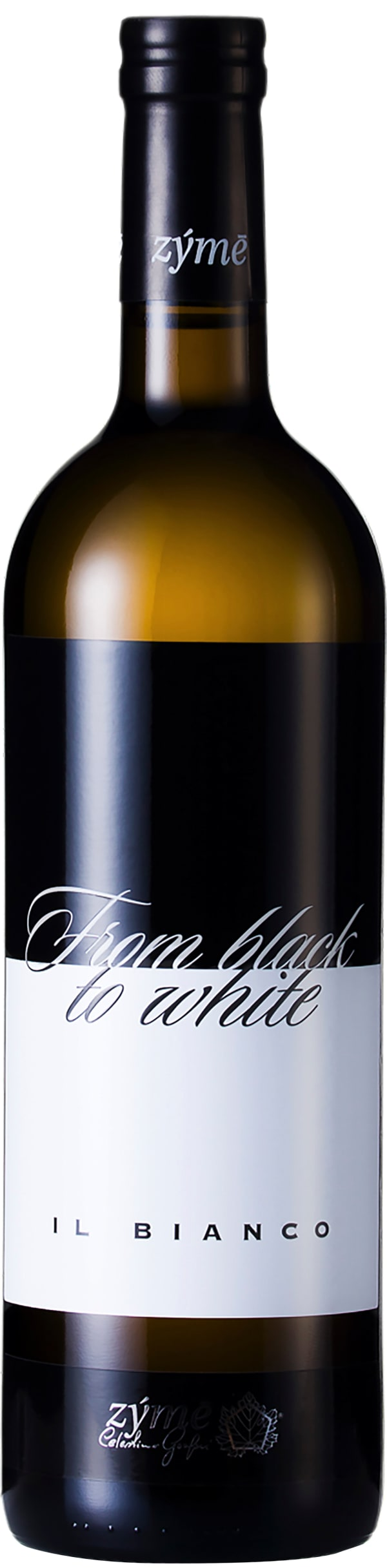Zyme Il Bianco From Black to White 2016