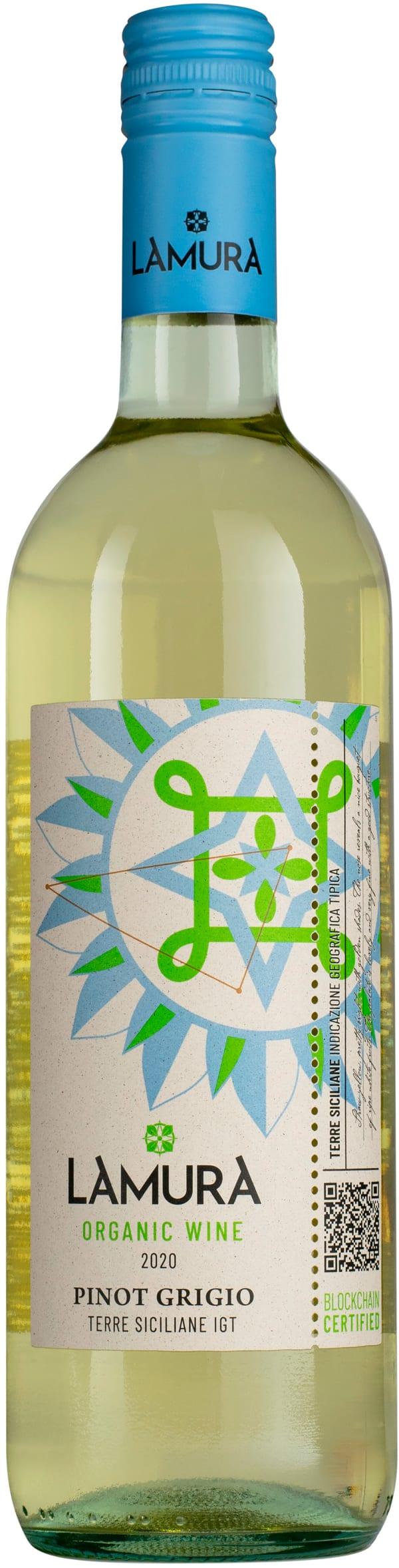 Lamura Pinot Grigio Organic 2020