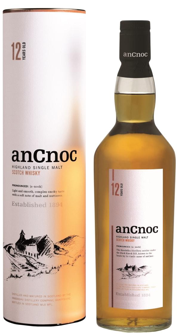 AnCnoc 12 Year Old Single Malt