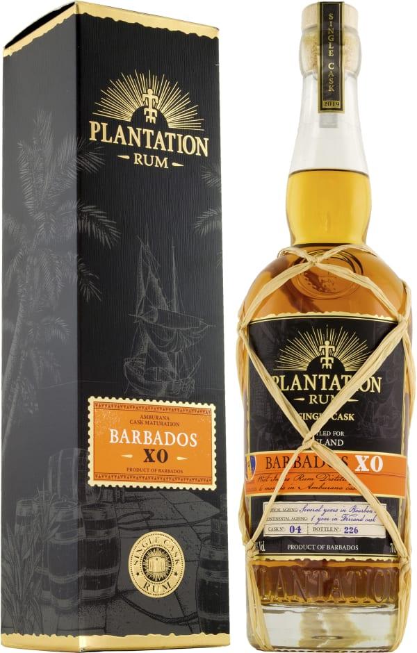 Plantation Single Cask XO Barbados Amburana