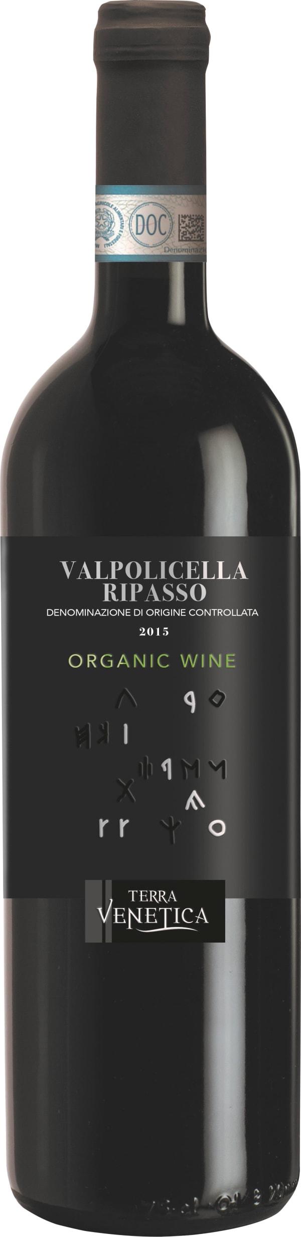 Terra Venetica Valpolicella Ripasso Organic 2015