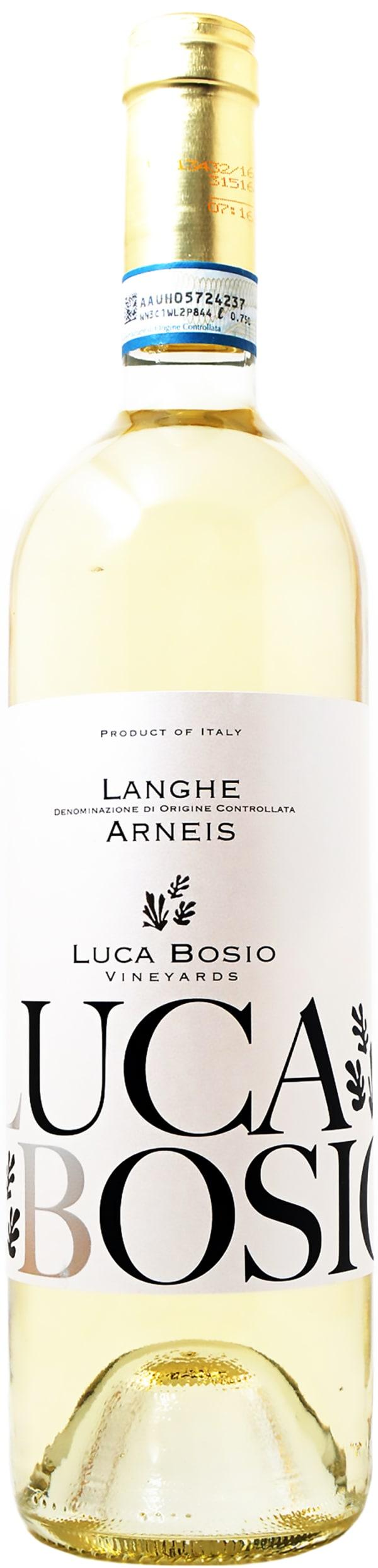 Luca Bosio Langhe Arneis 2017