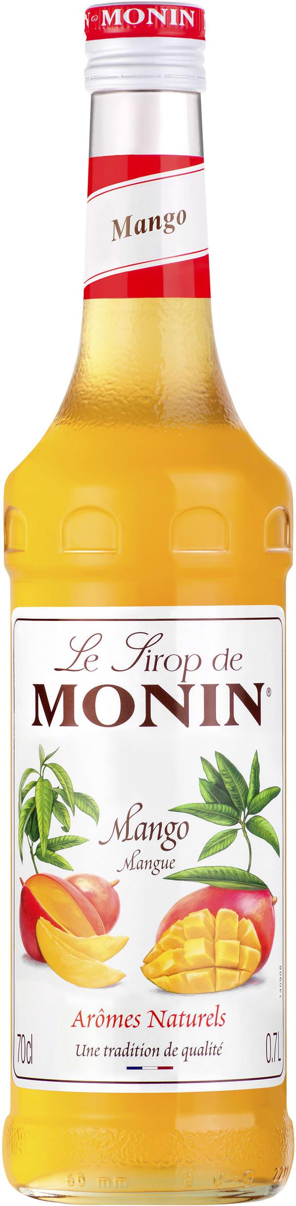 Le Sirop de Monin Mango