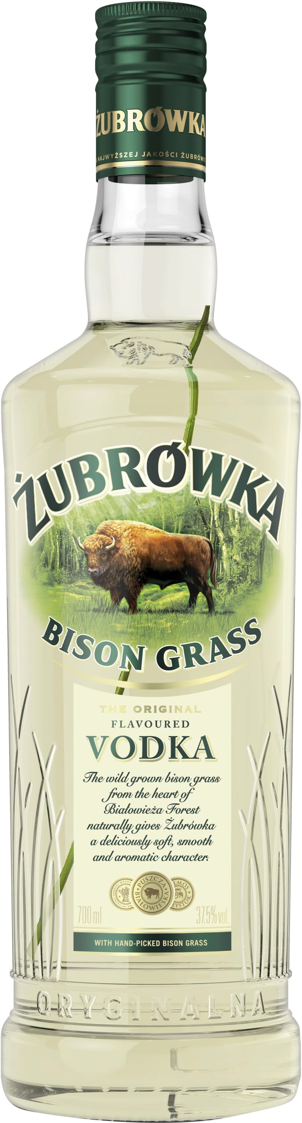 Zubrovka Bison Grass