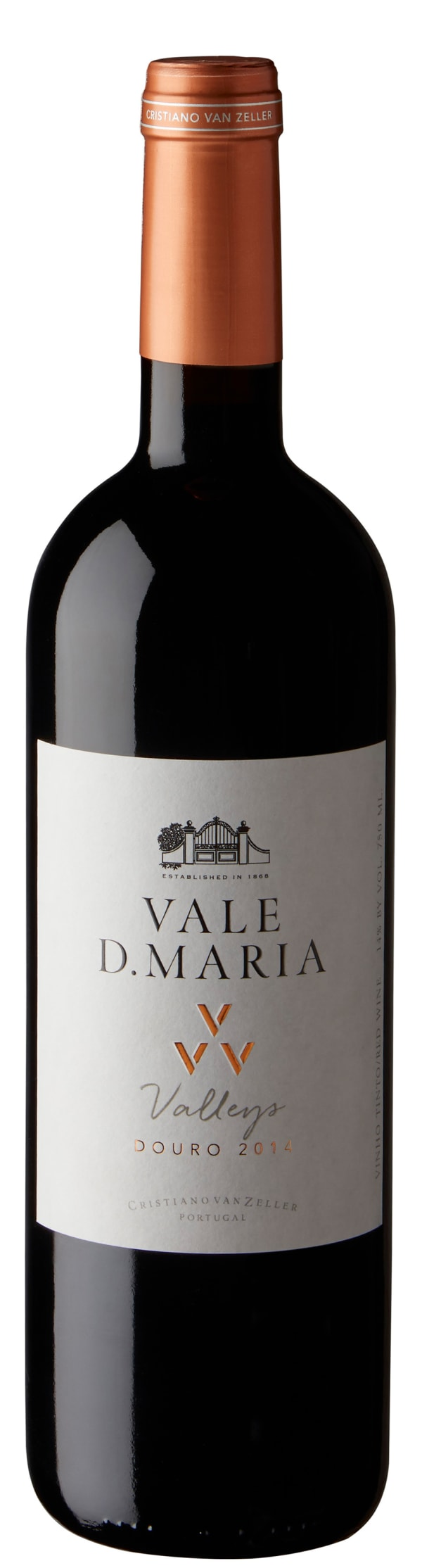 Vale D. Maria VVV Valleys Tinto 2015