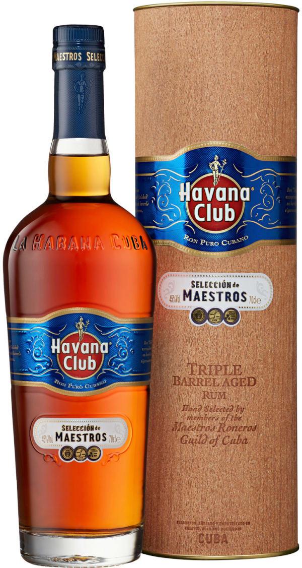 Havana Club Selección de Maestros